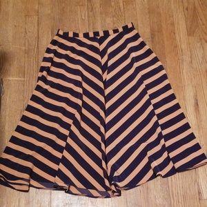 NWOT Top shop skirt